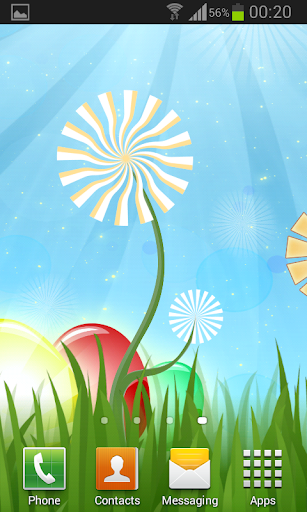 Easter Time Live Wallpaper
