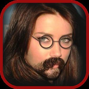 Face Changer Mustache Booth 娛樂 App LOGO-硬是要APP