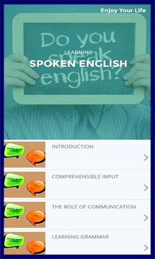 Basic for Speak English