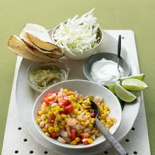 Shrimp-and-Corn Tacos