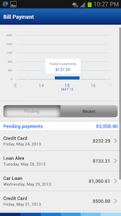 BBVA Compass Mobile Banking - screenshot thumbnail