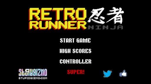 Retro Runner Ninja