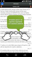 Screenshot of Biblia Reina Valera PRO