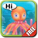Talking Octopus icon