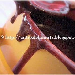 Chocolate Pudding.