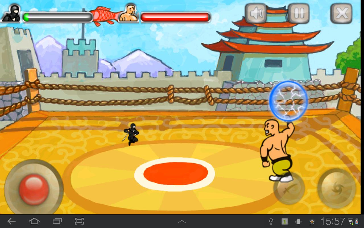 Na tra cứu mẹ (Legend of Kage) - screenshot