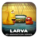 Larva 3D Animation Series icon