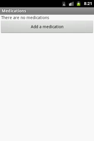 Medication Alert