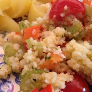 Couscous with Vegetables Recipe