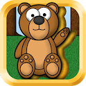 Kids Animal Puzzles - Golden
