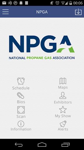 NPGA Southeastern Expo App