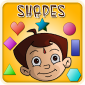 Learn Shapes With Bheem