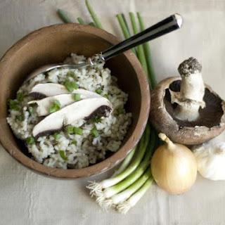 Pentoshi Mushrooms In Garlic Butter
