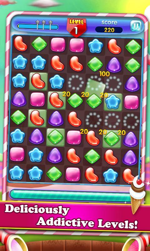 Candy Star - screenshot
