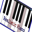 Realistic Piano icon