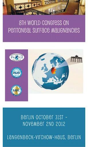 8th World Congress on PSM
