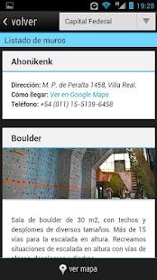 AltaGuía - Muros de Argentina- screenshot thumbnail