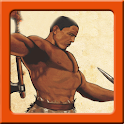 Barack The Barbarian #2 logo
