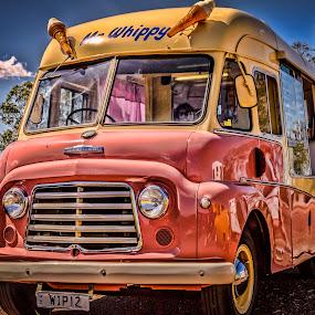 Mr Whippy by Esther Visser - Transportation Automobiles (  )