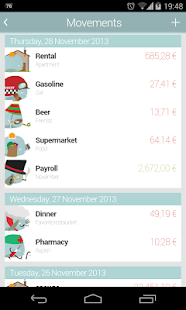 Whallet - Personal Finance- screenshot thumbnail