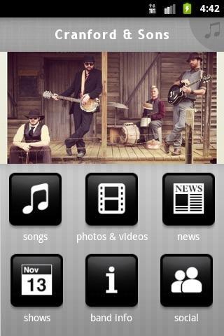玩音樂App|Cranford & Sons免費|APP試玩