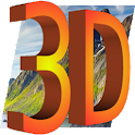 3D Photo Viewer icon