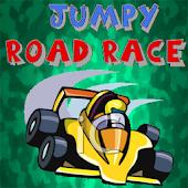 Jumpy Road Race