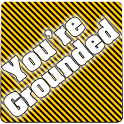 You're Grounded Calculator icon