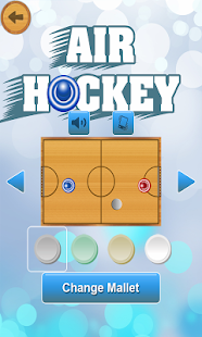 Air Hockey- screenshot thumbnail
