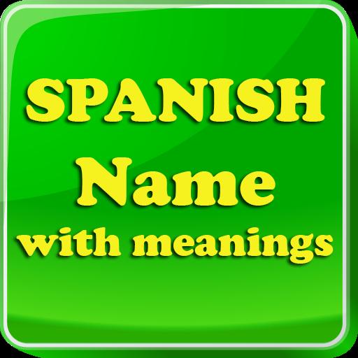 Spanish Baby Names & Meaning LOGO-APP點子
