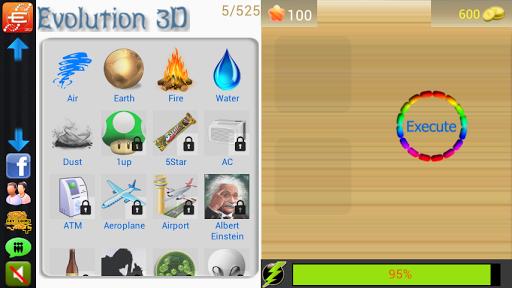 炼金术游戏 - 进化3D