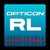 OpticonRL Software Keyboard