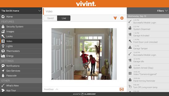 Vivint Classic - screenshot thumbnail