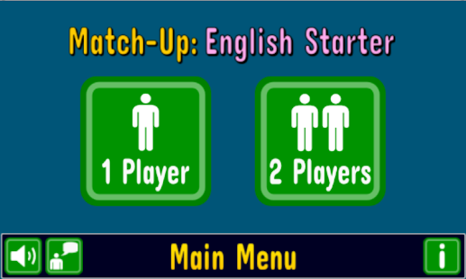 Match Up Learn English Words - screenshot thumbnail