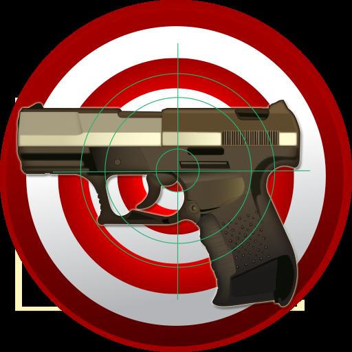 槍遊戲 LOGO-APP點子
