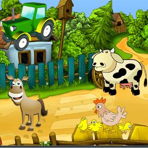 農場幼兒拼圖 教育 App Store-癮科技App
