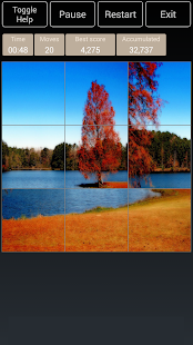 Landscape Mix Up - screenshot thumbnail