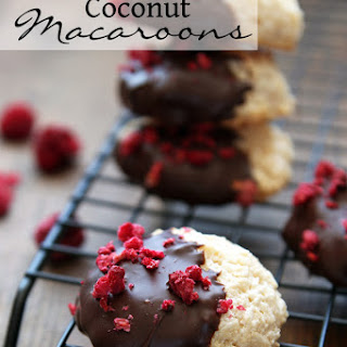 Coconut Macaroon Clouds