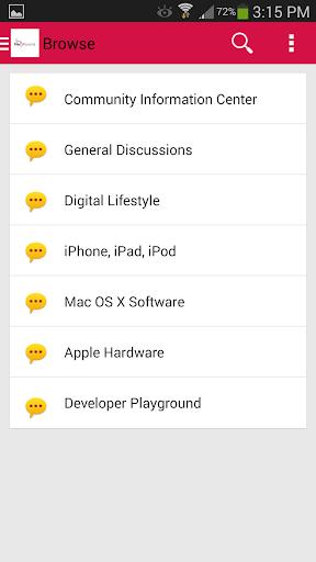 【免費通訊App】Mac-Forums-APP點子