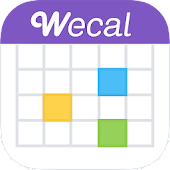 WeCal Calendar Note ToDo Allin