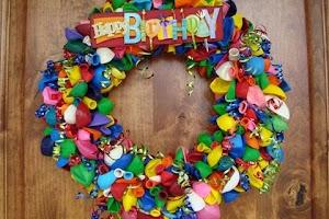 Screenshot of Birthday Decoration Ideas