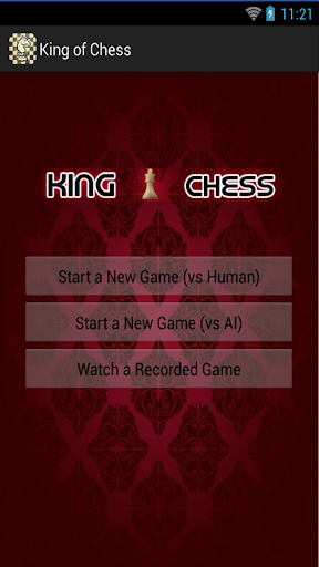 King of Chess - Free Game