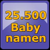 Babynamen NL