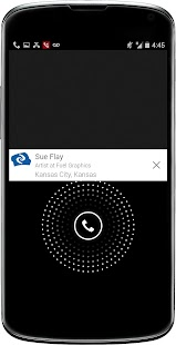 Current Caller ID & Contacts - screenshot thumbnail