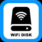 無線 USB ディスクドライブ - スマートディスクマウンタ icon