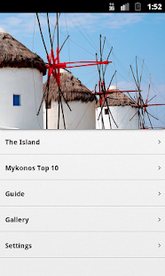 Mykonos Top 10- screenshot thumbnail