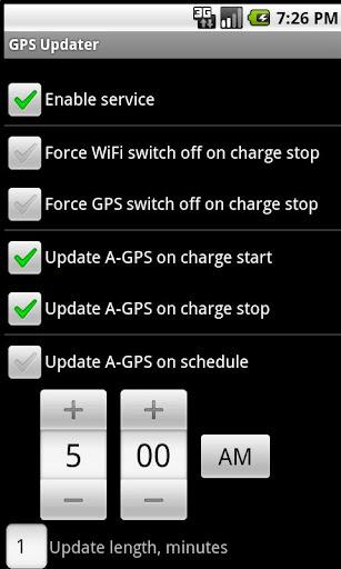 GPS Updater