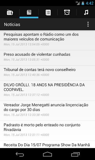 【免費音樂App】Rádio Colméia-APP點子