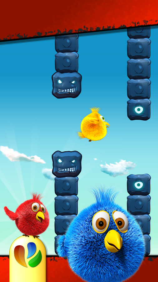 Bird Duel- screenshot