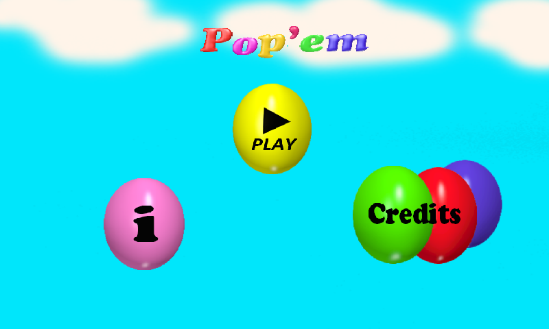 Pop'em - screenshot